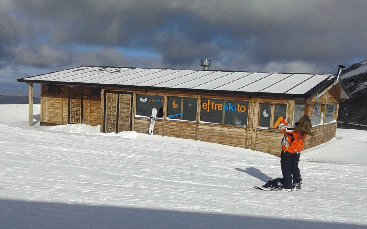 Estación de esquí Valdezcaray