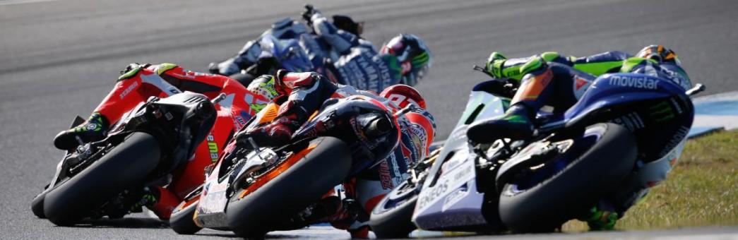 El Mundial de motociclismo ya está aquí